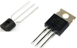 Difference between BJT and MOSFET