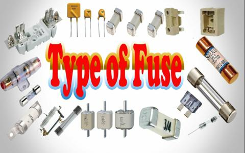Diffe Types Of Fuses And Its Lications