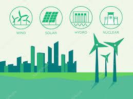 Different Types of Renewable Energies
