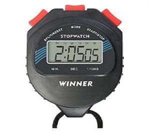 Digital Stop Watch Simple Mini Project