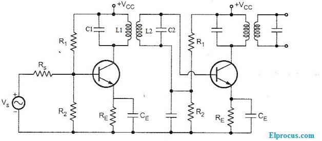 double-tuned-amplifier