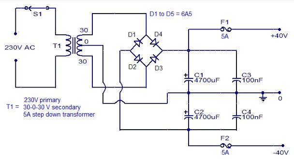 Amazing Wiring Diagram Amplifier Basic Electronics Wiring Diagram Wiring Cloud Brecesaoduqqnet