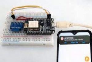 ESP8266 based IoT Projects