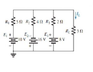 Example Problem of Millmans Theorem