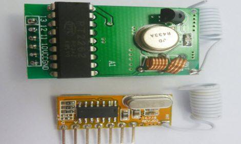FM Remote Encoder- Decoder