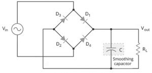 FW Bridge Rectifier Circuit