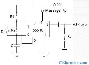 ask-modulation-circuit