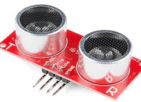 HCSR04-ultrasonic-sensor