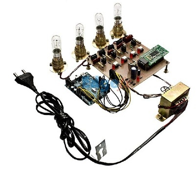 Home Automation System using Arduino Microcontroller Electrical Projects