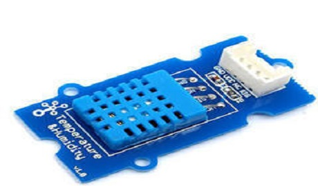 Humidity Sensor - Working Principle & Its Applications