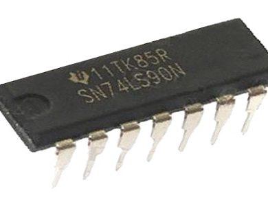 IC 74LS90