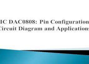 IC DAC0808