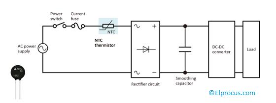 Inrush Limiter Circuit