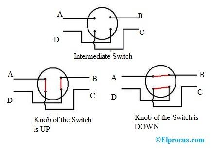 Intermediate Switch Wiring