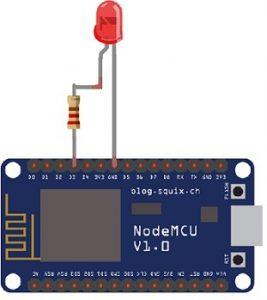LED with WiFi Module