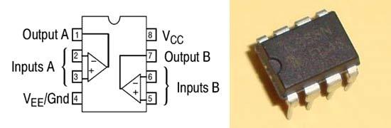 LM358 Comparator