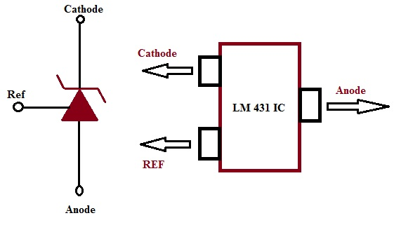 LM431 IC