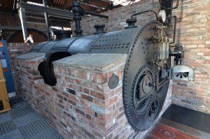 Lancashire Fire Tube Boiler