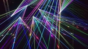 Laser Music System