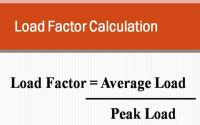 Load Factor Calculation