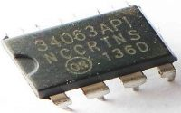 MC34063 DC to DC Converter