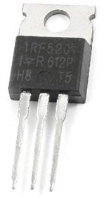 MOSFET IRF520 IC