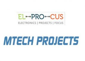 MTech Projects