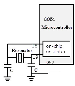 Microcontroller Crystal Connections