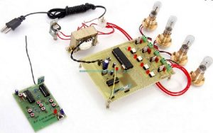 Microcontroller based Electrical Projects