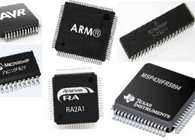 Microcontrollers Types