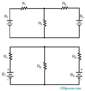 Millman's Theorem Circuit