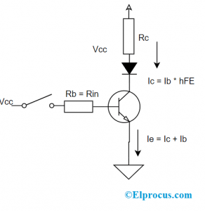 NPN Transistor as Switch