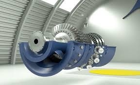 Open Cycle Type Gas Turbine