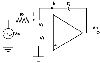 Operational Amplifier Integrator