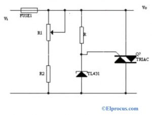 Over Voltage Protection Circuit