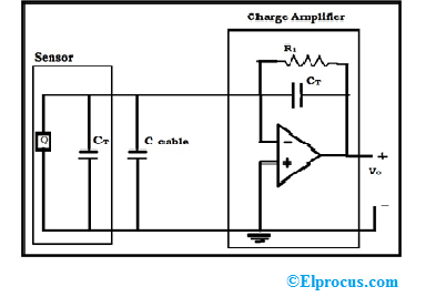 Piezoelectric Transducer Circuit