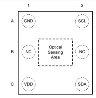 Pin-Diagram-of-OPT3007