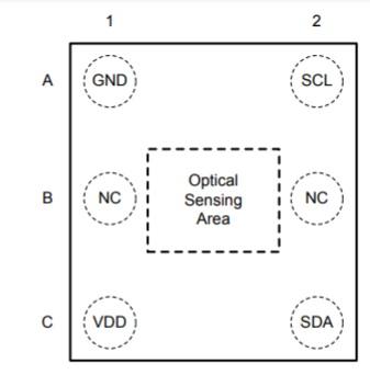 Pin-Diagram-of-OPT3007