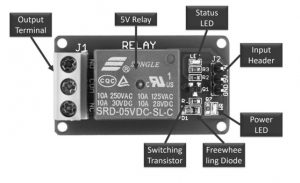 Relay Module Components
