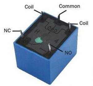 Relay Pin Diagram