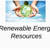 Different Types of Renewable Energy Sources Explained