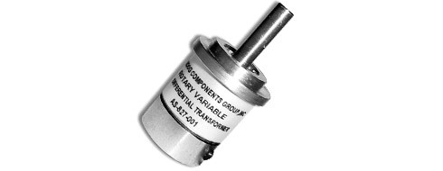 Rotary Variable Differential Transformer