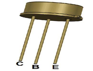 SL100 Transistor Pins