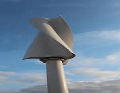 Savonius Wind Turbine