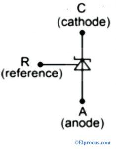 Schematic Symbol of TL431
