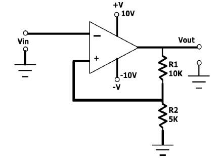 Schmitt Trigger Circuit