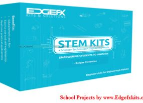 EFX Electronic Learning Kit-15 Projects-in-1