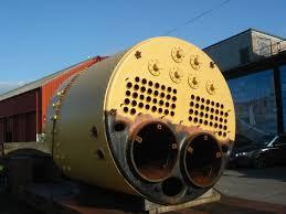 Scotch Marine Fire Tube Boiler