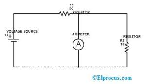 Simple DC Circuit Diagram