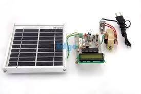 Solar Energy Measurement System